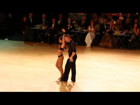 Dutch Open Assen 2013 - Exhibition Craig Smith & Micheline Marmol