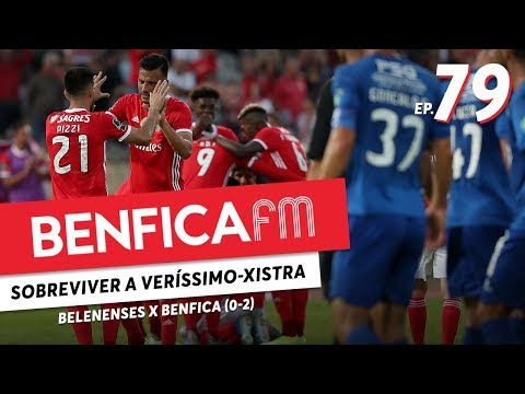79 - Podcast Benfica FM  Belenenses x Benfica 0-2