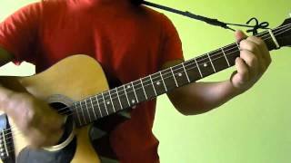 Fast Car - Tracy Chapman - Easy Guitar Tutorial (No Capo)