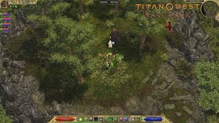 Titan Quest Ragnarok Playthrough #4