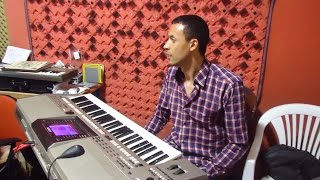 معزوفة قد الحروف /عزف محمد بورحي