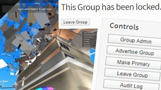 DESTROYING NOVA HOTELS (DESTROYING GROUP & GAME)|ROBLOX EXPLOITING #102