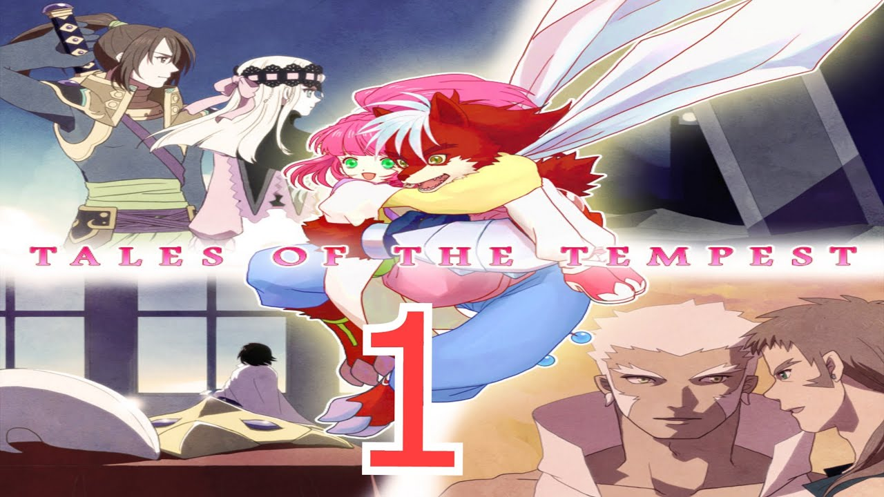 Tales Of The Tempest English Patched Part 1 Youtube