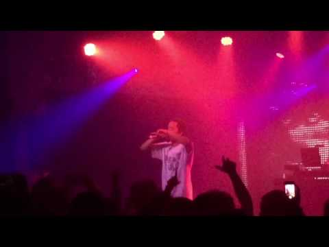 Off Top By Earl Sweatshirt @ Grand Central On 9/2/15