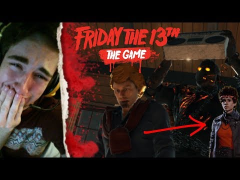 🔴 LIVE - FRIDAY THE 13TH: THE GAME - NEW UPDATE - FOX + TOMMY JARVIS TAPES - INTERACTIVE STREAMER