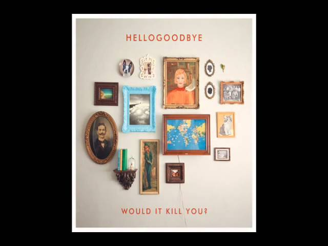 Hellogoodbye I Never Can Relax New Song Chords Chordify