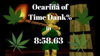 Ocarina of Time Dank% Speedrun in 8:58