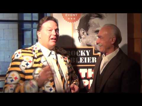 Randy Tantlinger-Rocky Bleier Interview on Pittsburgh Sports Talk