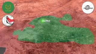 27 октября 2016. Военная обстановка в Сирии. Убит один из командиров ССА. Русский перевод.