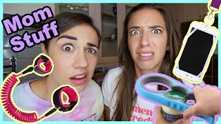 Testing Mom Products W/ Colleen!
