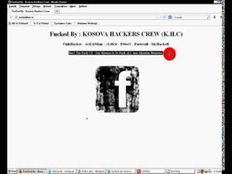 """Gazeta Ruse """"DAWN"""" Hacked By : Kosova Hackers Crew (www.zariataldom.ru)"""