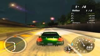Começo de tudo e Honda Civic - Need For Speed Underground 2