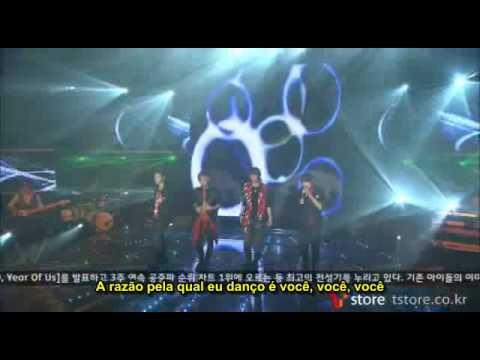 SHINee - Y.O.U - Legendado