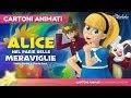 Alice nel Paese delle Meraviglie storie per bambini | cartoni animati | Storie della buonanotte