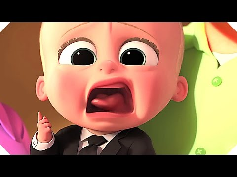 THE BOSS BABY (Animation, 2017) - TRAILER