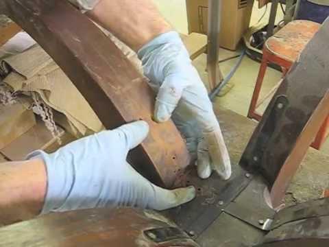 Repairing A Table 39 S Broken Leg Thomas Johnson Antique Furniture Restora