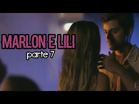 A história de MARLON e LILI//parte 7 (PRIMEIRO BEIJO)