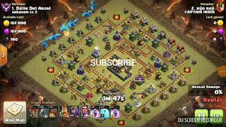 Download Video TH11 WAR ATTACK WITH ELECTRO DRAGON CLEARED MP3 3GP MP4