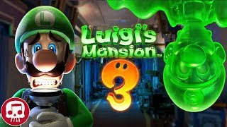LUIGI'S MANSION 3 SONG by JT Music