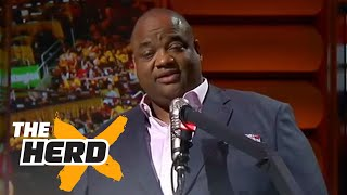 Jason Whitlock gives impassioned opinion on LeBron's Nike equality commercial | THE HERD