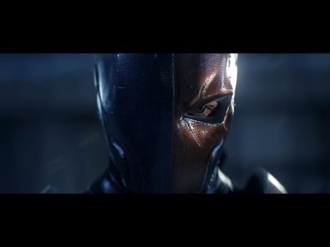 Batman vs Deathstroke |-Music Video #7