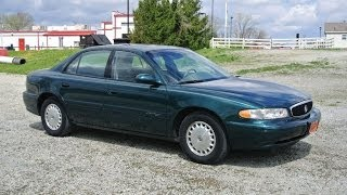 2000 Buick Century Limited For Sale Dealer Dayton Troy Piqua Sidney Ohio | 26846A