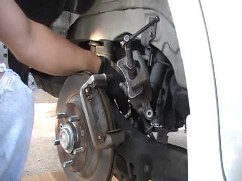 2006 2017 Ford Fusion Rear Brakes Replacement