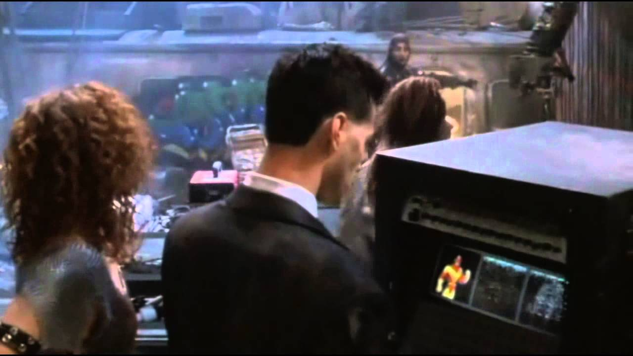 Download Best Scenes from Johnny Mnemonic (1995)