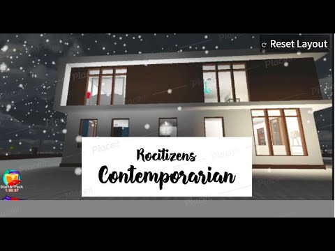 Rocitizens House Tour The Contemporarian I Moved Youtube