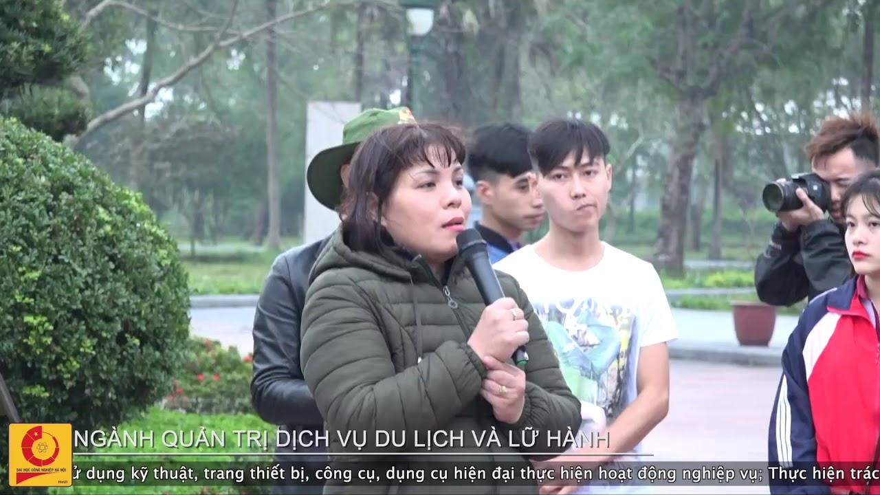 Ngành Quản trị dịch vụ du lịch và lữ hành | Đại học Công nghiệp Hà Nội