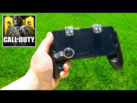 Call Of Duty MOBILE CONTROLLER Review..