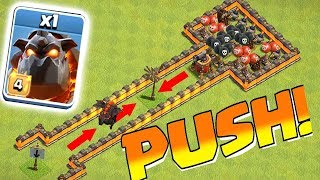 LOOK @ WHAT HAPPENS!!!  | Clash of clans | LAVA FIGHTS WIND VANE!!!