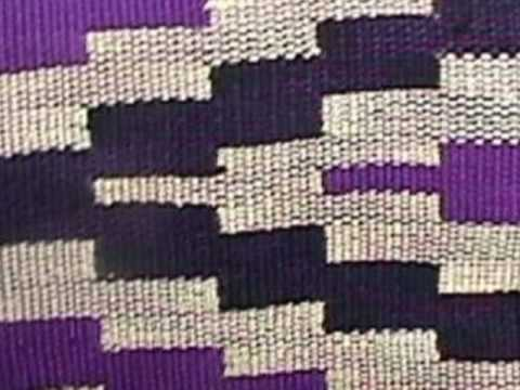 West Africa: Kente Cloth
