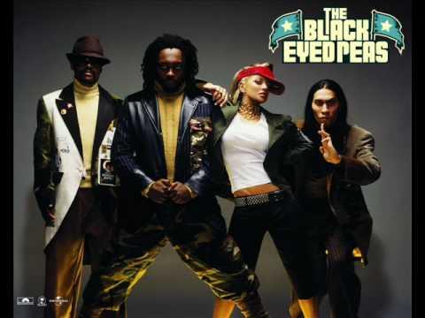 black eyed peas bum bum pow (club version)