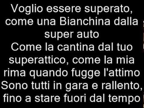 Caparezza - TI FA STARE BENE-  (Testo)