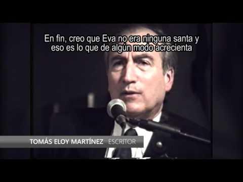 Santa Evita Tomas Eloy Martinez Youtube