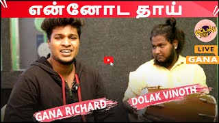 ''என்னோட தாய்'' | #Gana Richard | #Dolak Vinoth | kuppathuraja | youth tamil songs | Madha Song
