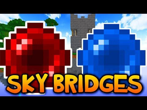 Minecraft SKY BRIDGES