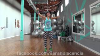 Dance Fitness with Sarah Placencia - Don't Worry Be Happy