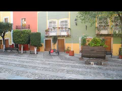 Guanajuato (City): Plaza de San Fernando