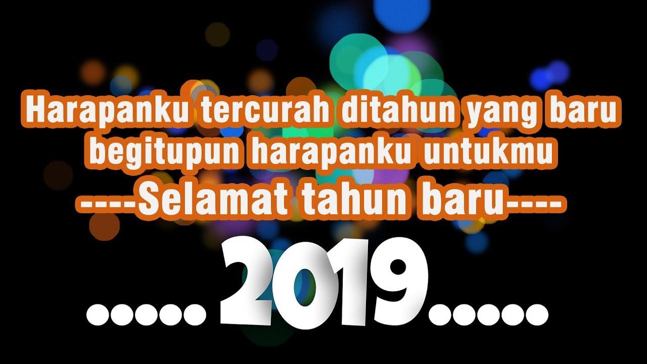 100 Kata Kata Bijak Ucapan Selamat Tahun Baru 2019 Youtube