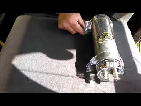 Car Audio Equipment Installation