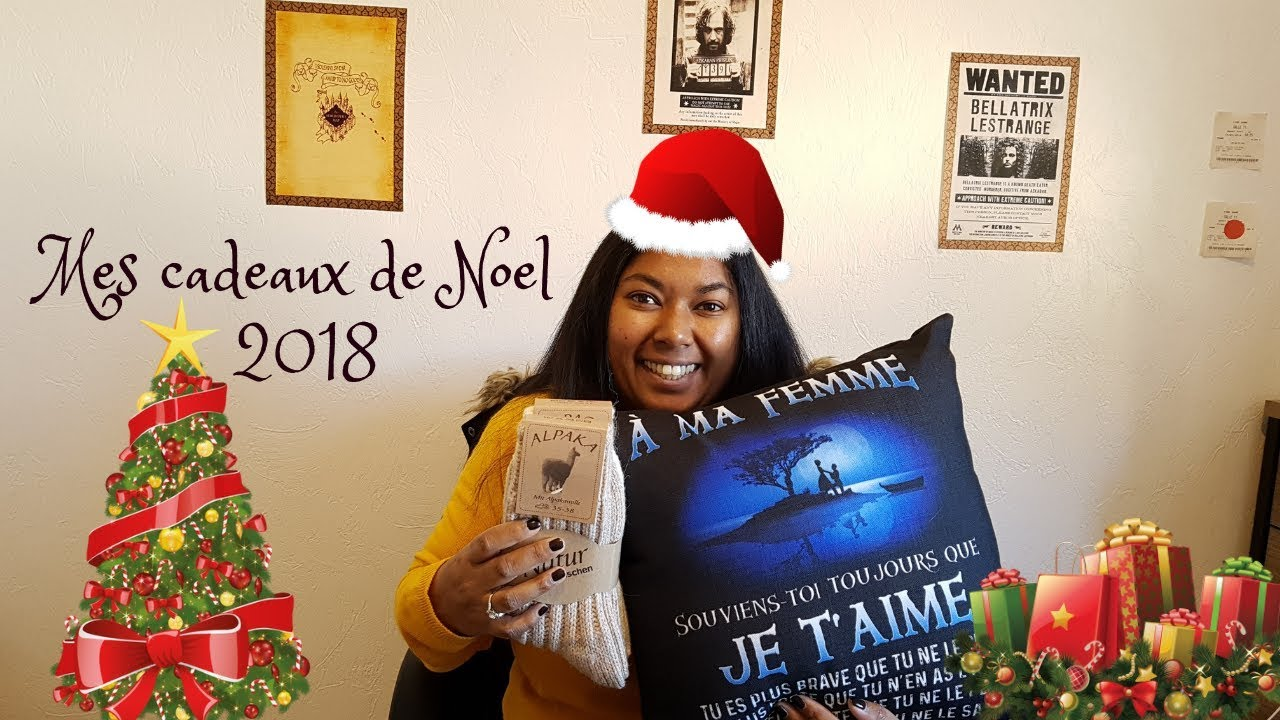 Mes Cadeaux De Noël 2018