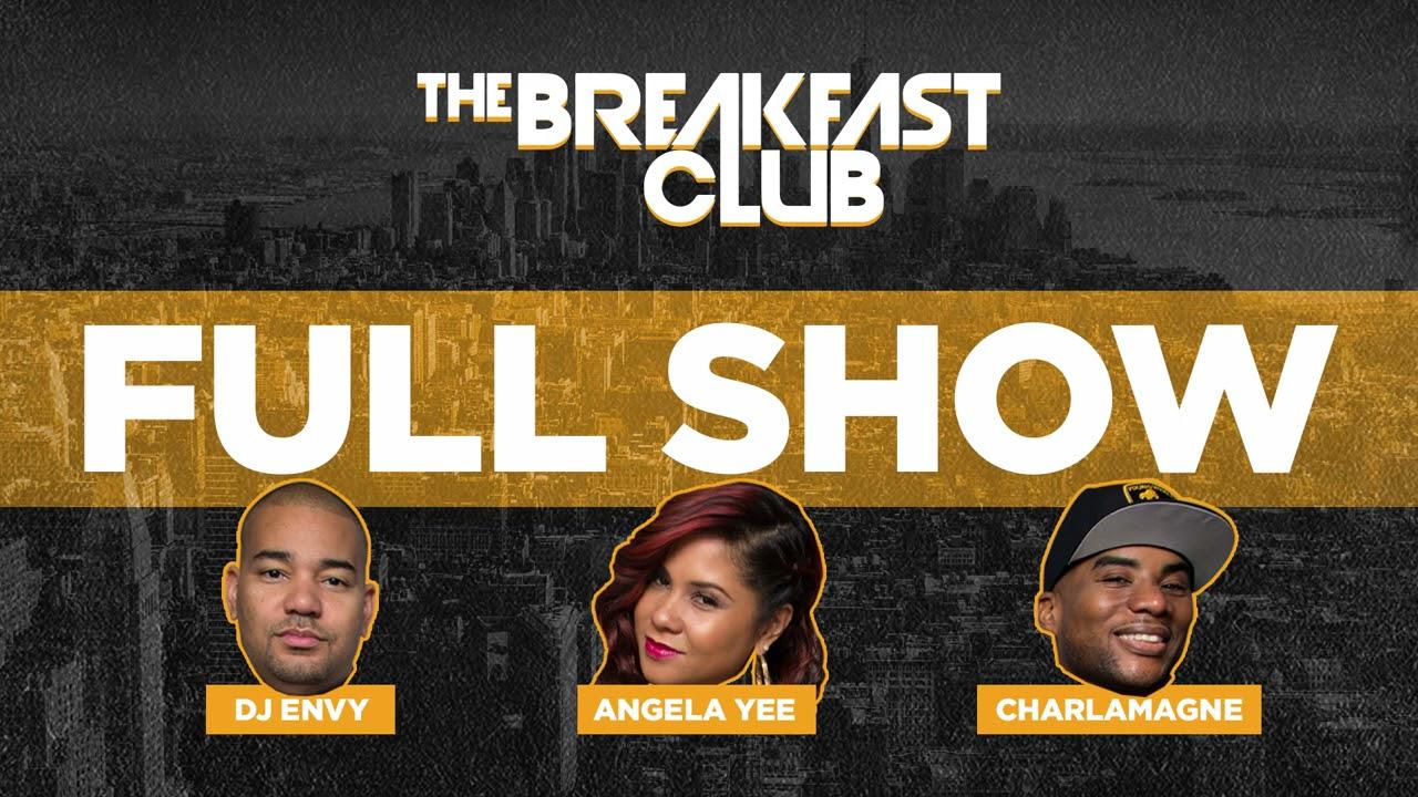 The Breakfast Club FULL SHOW 06-10-21
