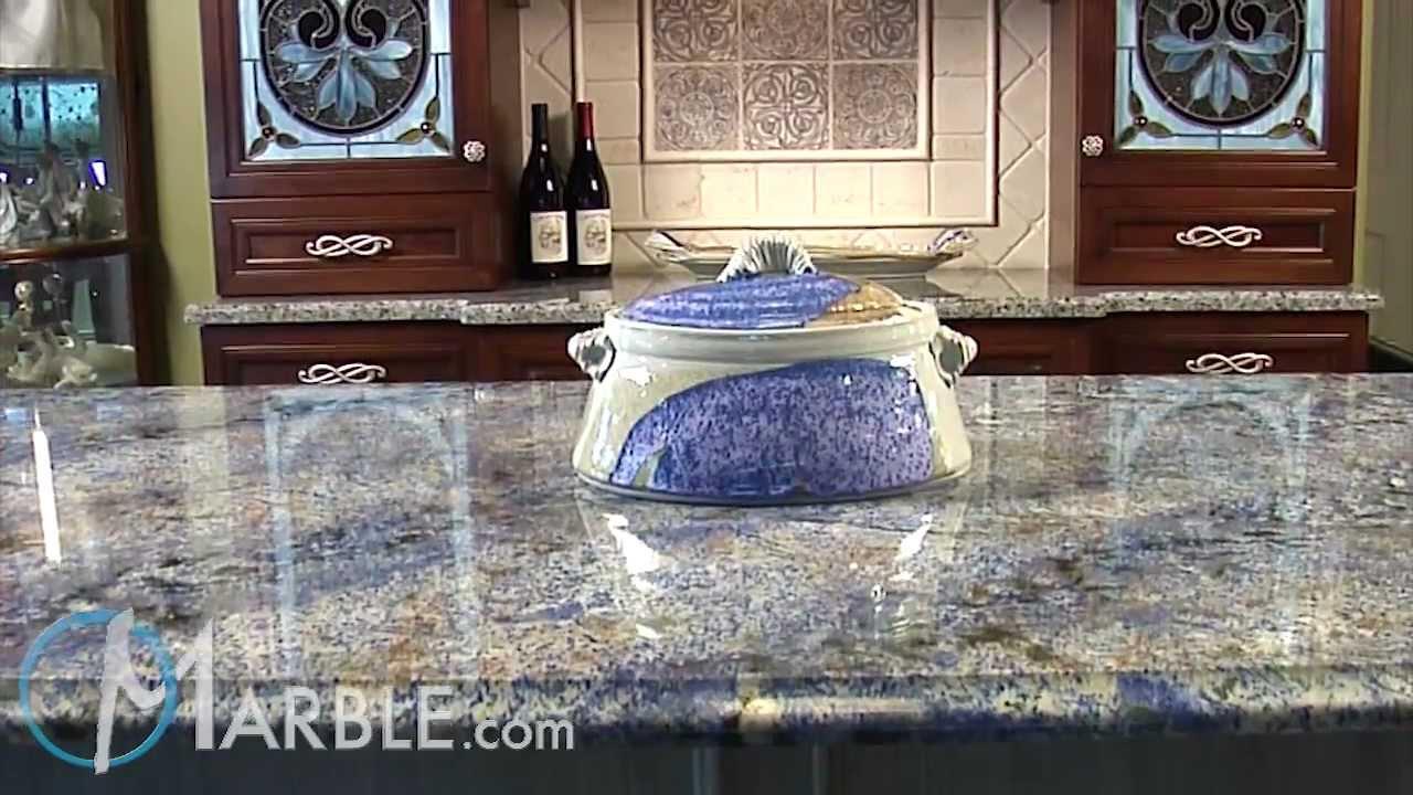 Royal Blue Kitchen