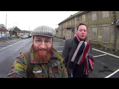 HISTORIC 1836 WORKHOUSE.....FAILED DRONE TAKEOFF.....(VLOG 16)