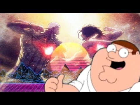 Peter Sings Sasageyo! Sasageyo! - Family Guy