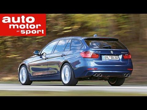 Fahrbericht BMW Alpina D3 Biturbo Touring