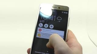 Видео обзор смартфона ASUS Zenfone 3 ZE520KL 32 ГБ золотистый