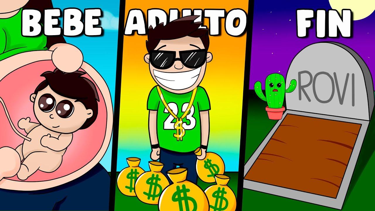 Download SIMULADOR de FETO a VIEJO (Roblox Grow Up Simulator) | Rovi23